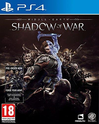 Mittelerde: Schatten des Krieges Silver Edition (PS4) für 10,57€ (Amazon ES)
