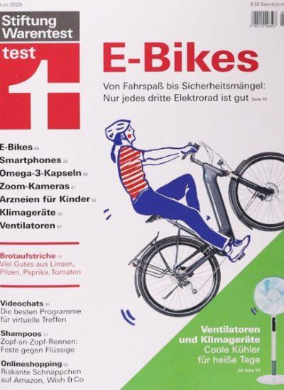 Stiftung Warentest Magazine im Abo mit Rabatt: Test für 38,30€ (statt 69€) | Finanztest 34,77 € (statt 63,96€)