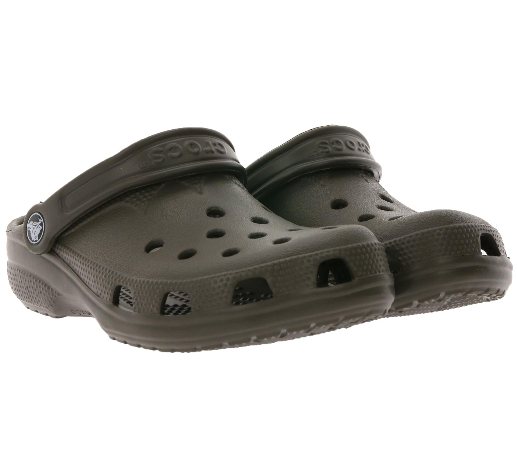crocs Classic Beach Pantoletten Gr. 35-36