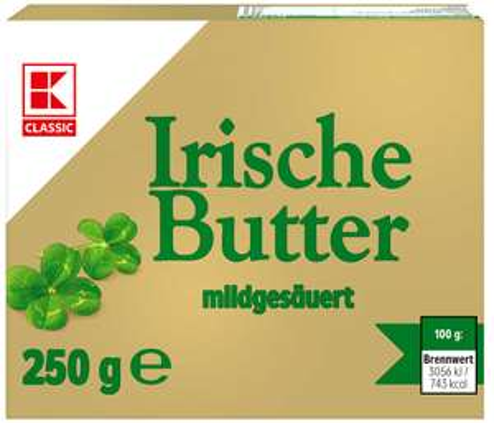 [Kaufland] Irische Butter
