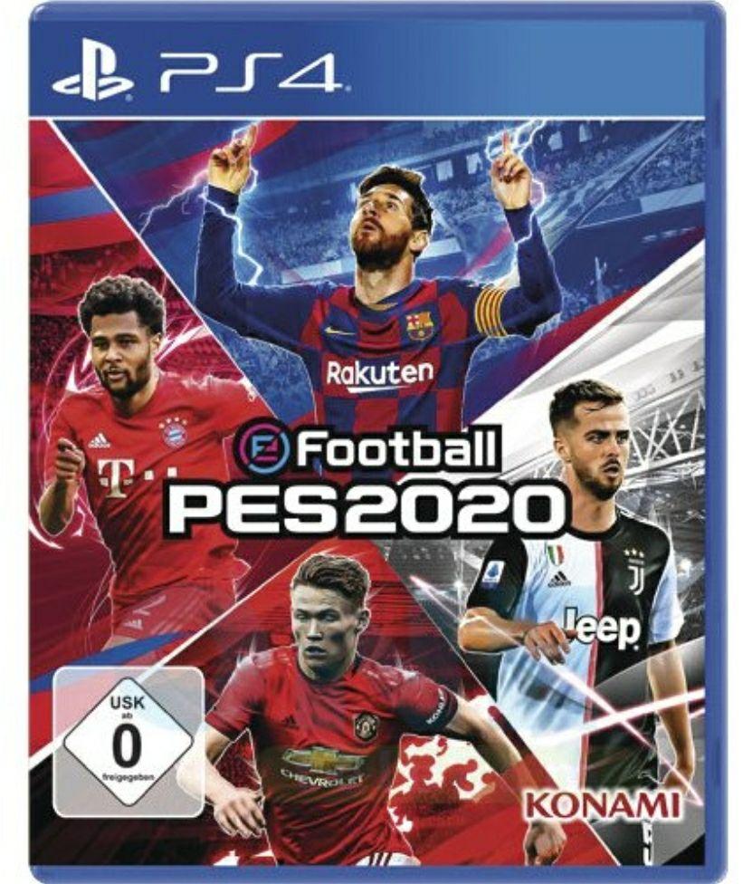 Pro Evolution Soccer 2020 (Playstation 4)