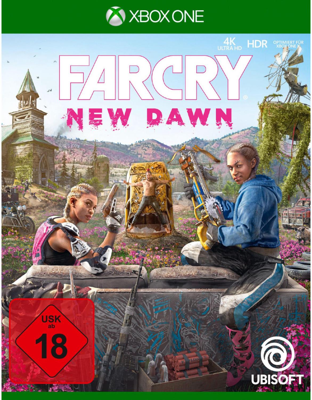Far Cry New Dawn (Xbox One & PS4 & PC) für je 8,75€ (Müller Abholung)