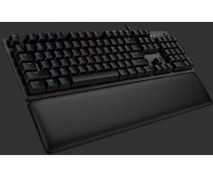 Logitech G513 Clicky, Taktil & Linear mechanische Tastatur