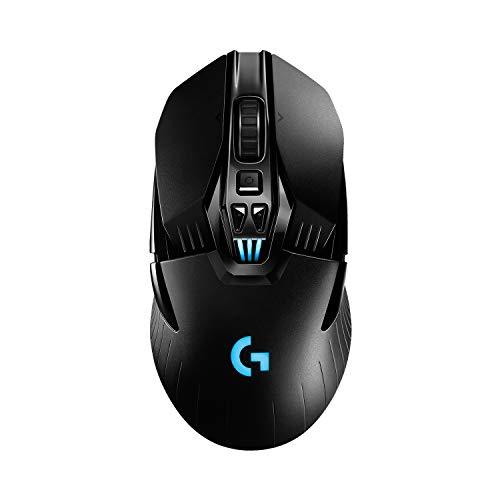 [Amazon] Logitech G903 LIGHTSPEED kabellose Gaming-Maus mit HERO 16000 DPI Sensor, 140+ Stunden Akkulaufzeit
