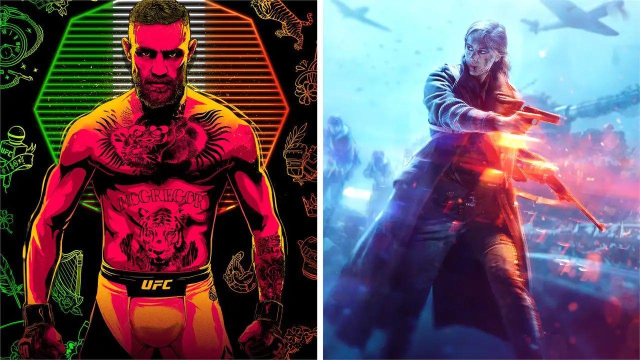 [PSN] Battlefield V And EA Sports UFC 3-Bundle