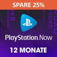 PlayStation™Now: 12-Monats-Abonnement für 44,99€ im Playstation Store