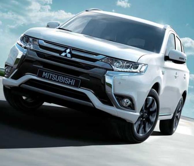 Privatleasing: Mitsubishi Outlander Hybrid 2.4 4WD / 223PS für 142€ im Monat / LF:0,38