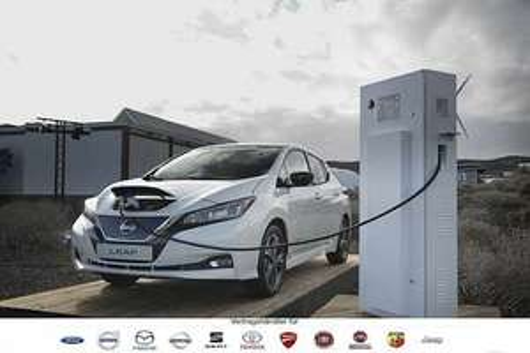75€ 10tkm 24M Privat Leasing Nissan Leaf 40 kWh Visia Klimaautomatik, Freisprecheinrichtung