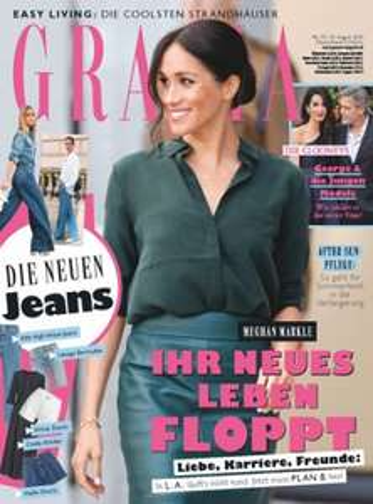 (abo24.de) Grazia Magazin 12 Monate gratis. Keine Kündigung notwendig