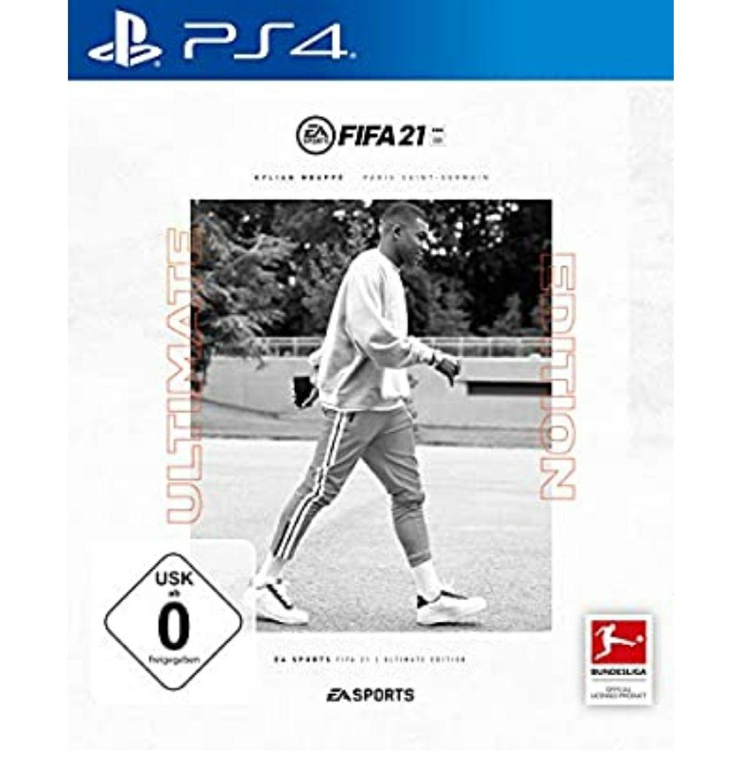 Fifa 21 Ultimate Edition Playstation 4 für Fifa 20 Spieler