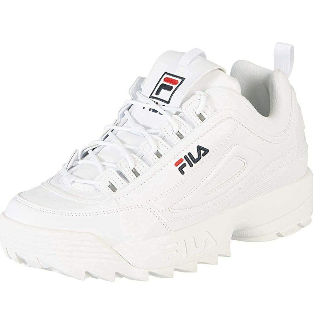 [Amazon Prime , V&V durch Amazon] FILA Disruptor Low Sneaker Herren - Größe 47
