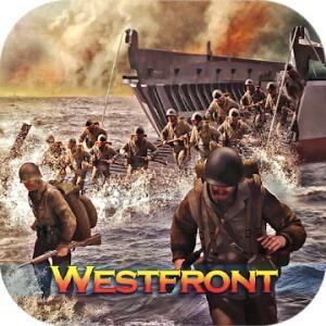 Frontline: Westfront WWII - Rundenbasiertes Strategiespiel (3,7* >5.000 Downloads, keinerlei Werbung oder In-App-Käufe) [Android-Freebie]