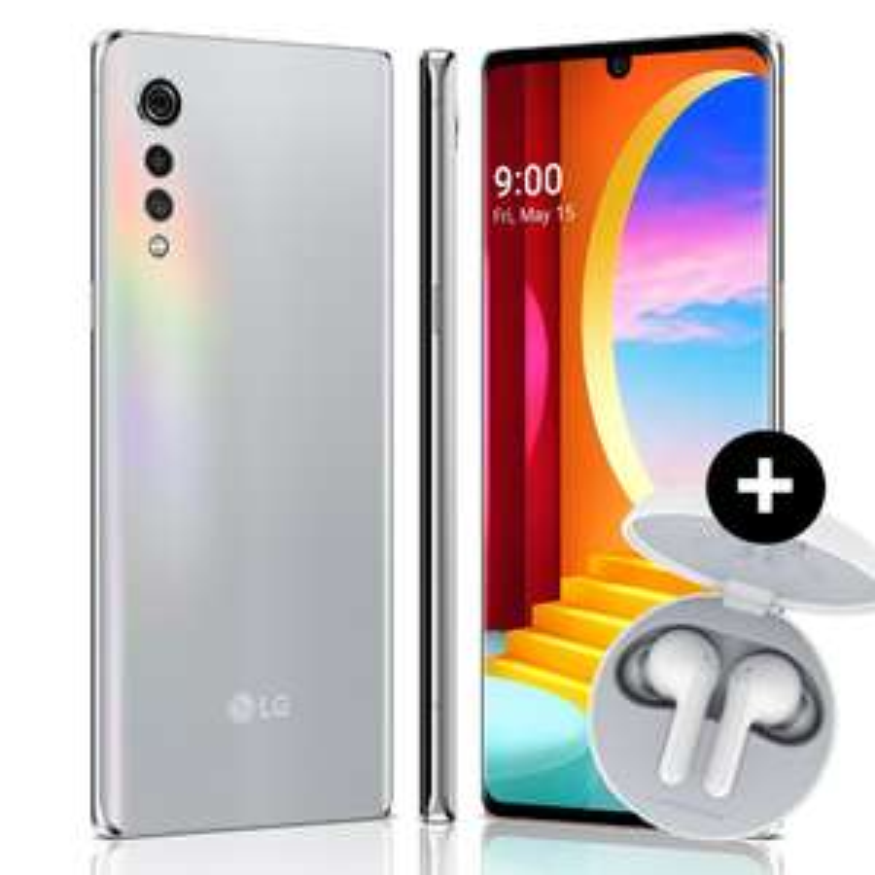 LG Velvet 4G + LG Tone Free FN4 für 8,77€ Zuzahlung mit o2 Blue All-In M 12GB LTE für 19,99€ / Monat