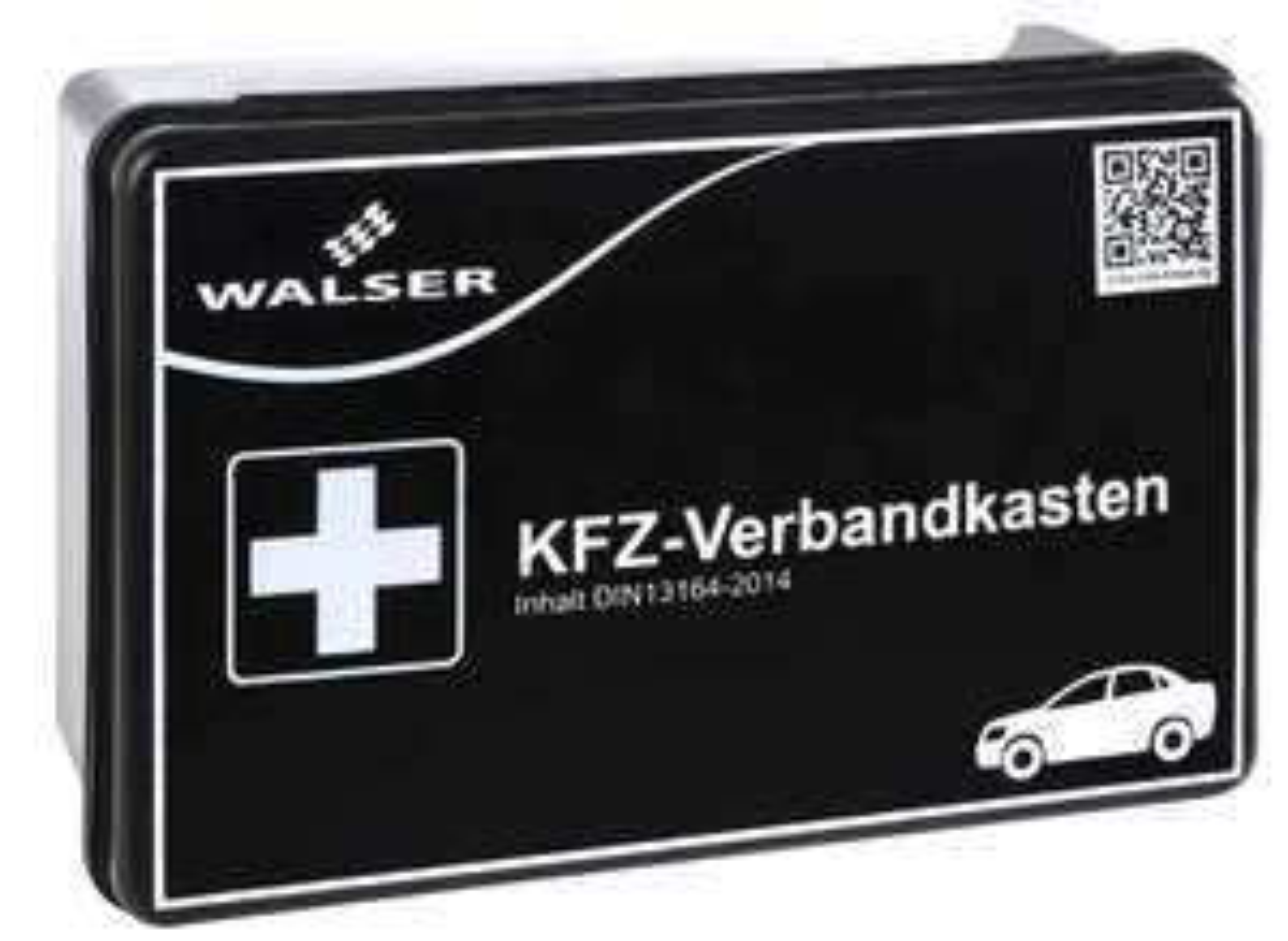 Walser KFZ-Verbandkasten (nach DIN 13164-2014) für 3,89€ [Kaufland]