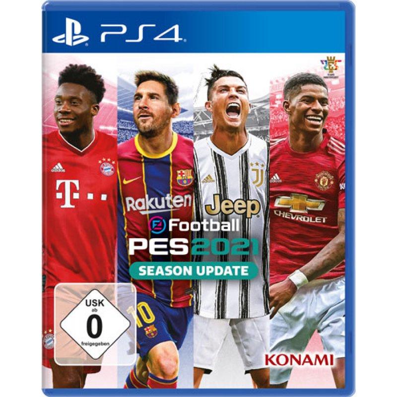 Pro Evolution Soccer 2021 Season Update für die Playstation 4