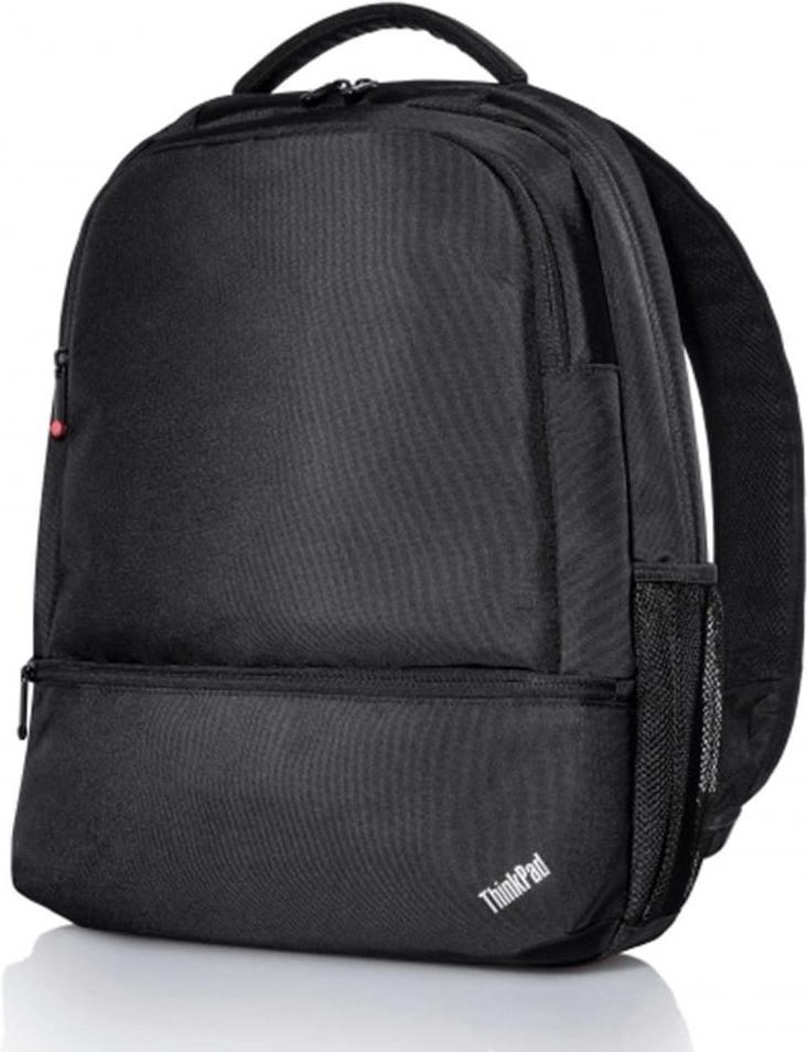 """Lenovo ThinkPad Essential Notebook-Rucksack (für Geräte bis 15.6"""", mehrere Fächer, Flaschenhalter, Polsterung, Tragegriff)"""