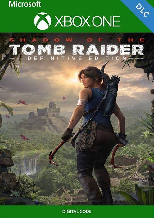 Shadow of the Tomb Raider Definitive Edition DLC (Xbox One) für 6,09€ (CDKeys VPN UK)