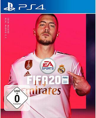 Fifa 20 - PlayStation 4 [MediaMarkt Mannheim eBay]