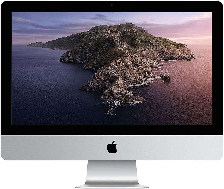 """Apple iMac 21.5"""" All in One PC (2019) - 4K, i5-8500, 8GB RAM, 1TB/32GB Fusion Drive, Radeon Pro 560X - 4GB, Thunderbolt 3 (Amazon UK)"""