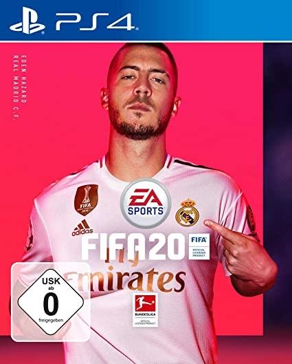 Fifa 20 - PlayStation 4 [Saturn Bremen Duckwitzstr.]