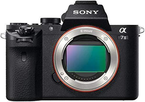 Sony Alpha 7 II Body Systemkamera (Amazon UK)