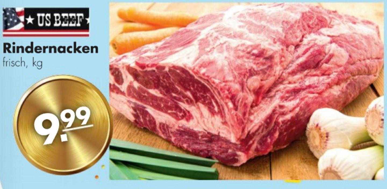 Handelshof - US Rindernacken - Super für Burger