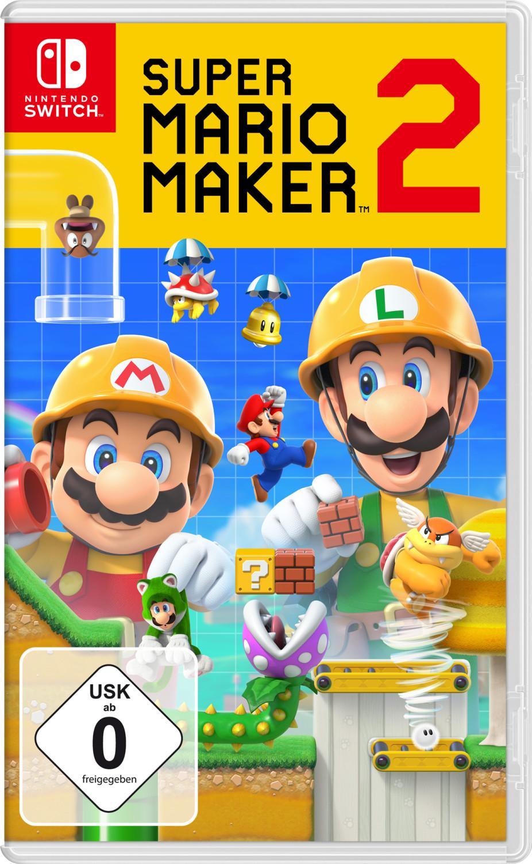 Nintendo Switch Super Mario Maker 2 für 29,23€ bei Abholung oder 32,22€ inkl. Versandkosten