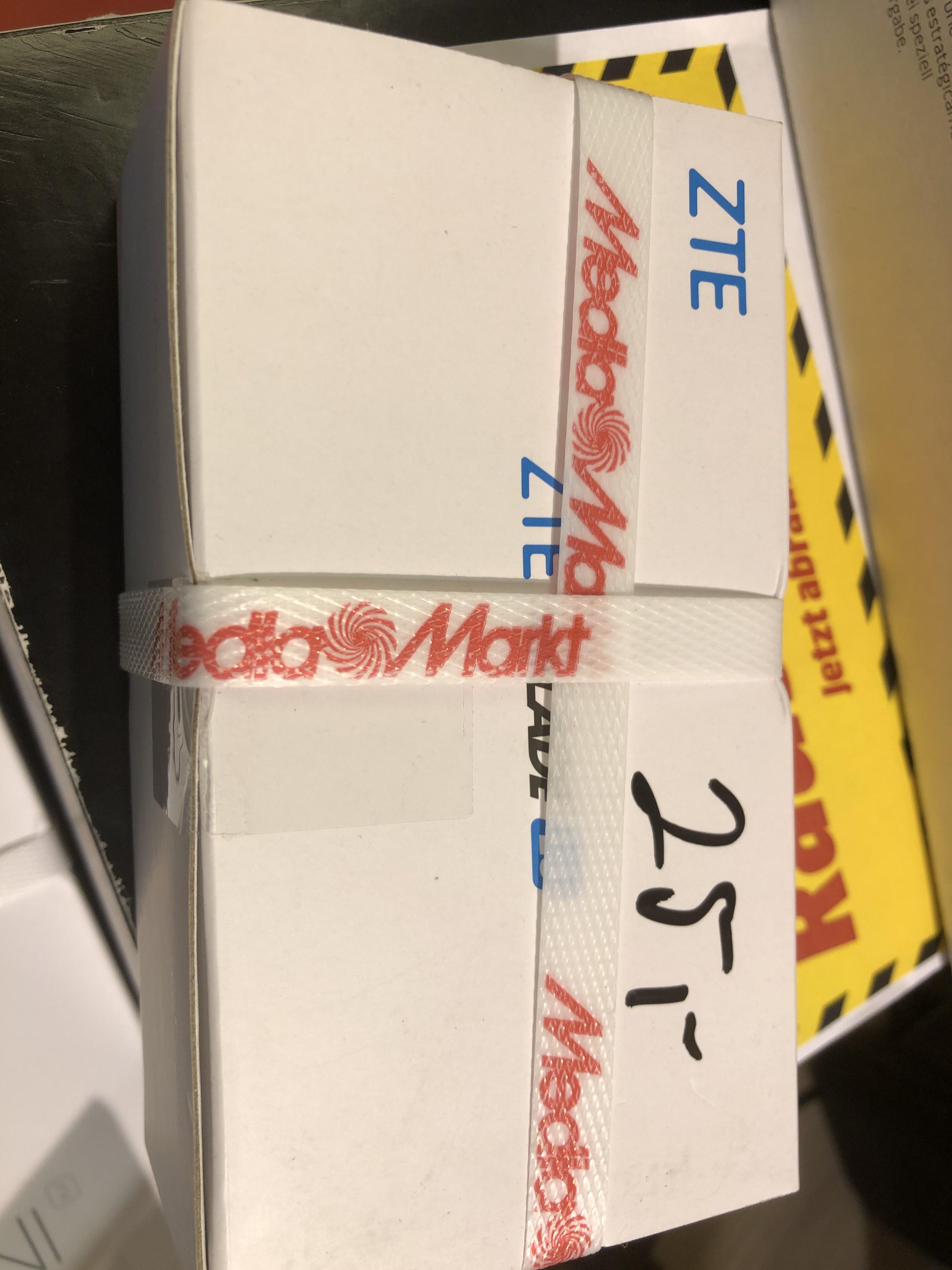 (Lokal Kassel Dez) ZTE Blade L8 beim Mediamarkt ausverkauf