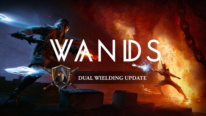 """[Oculus Rift/Quest] """"Wands"""" für 9,19€"""