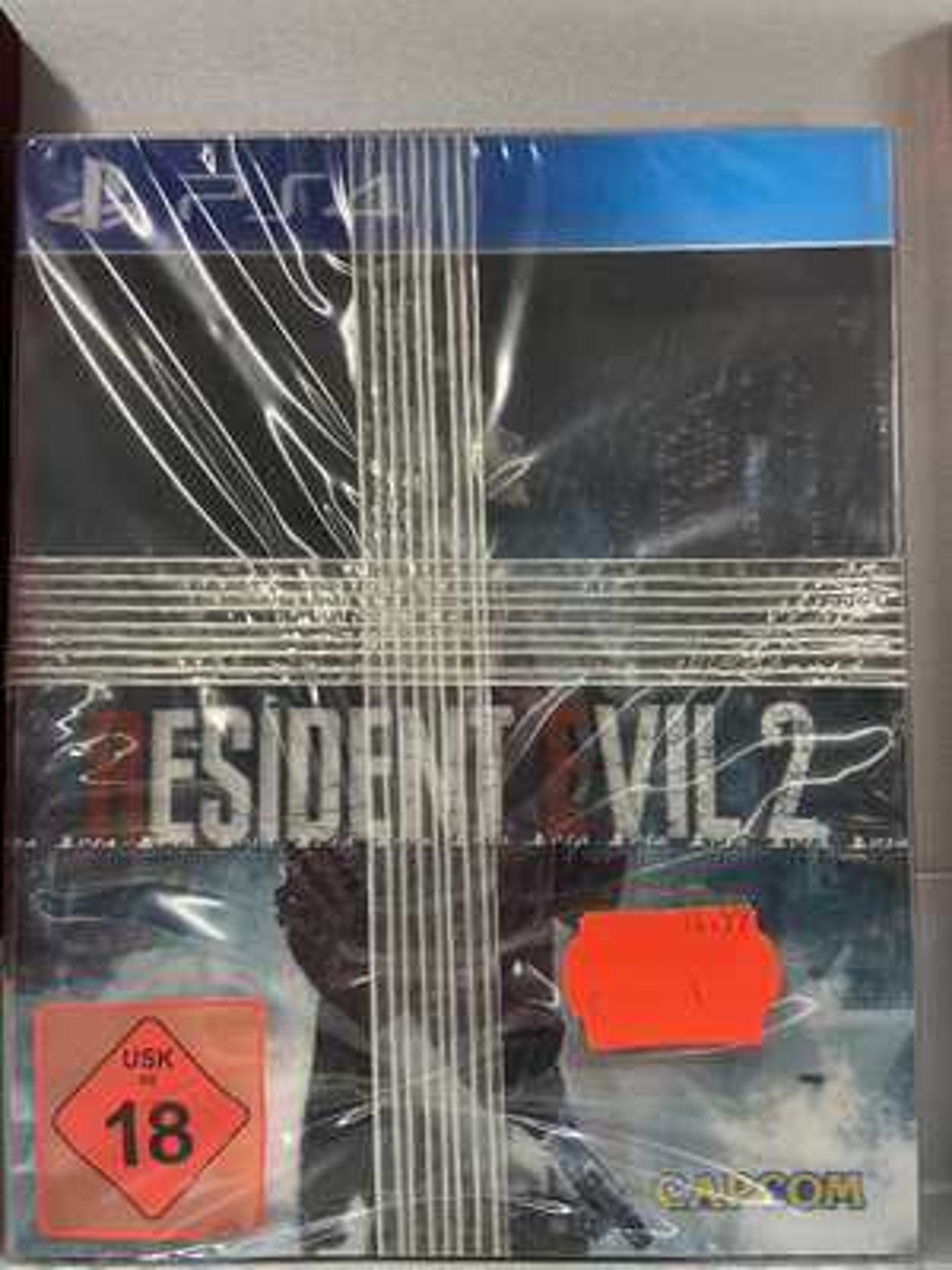 Lokal - Saturn Siegburg - Resident Evil 2 Limited Lenticular Edition PS4