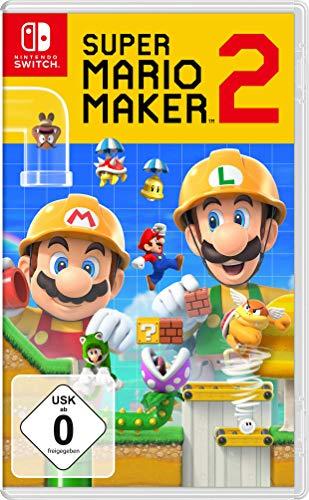 Super Mario Maker 2 (Switch) für 29,99€ (Amazon)