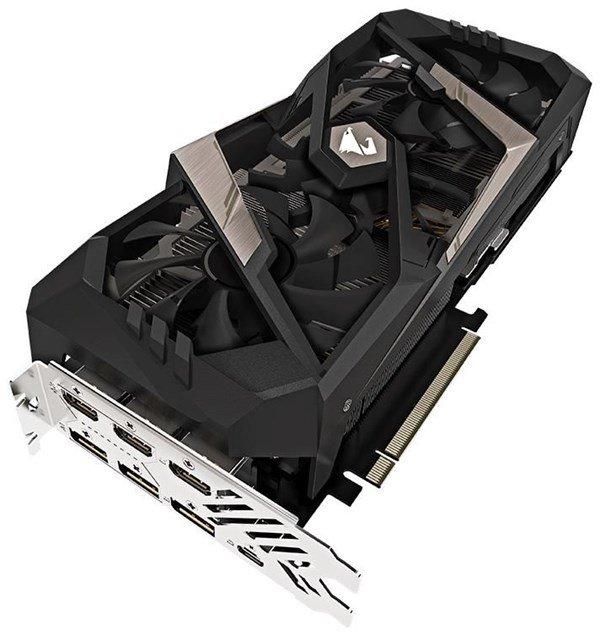 GIGABYTE AORUS GeForce RTX 2080TI Xtreme 11 GB