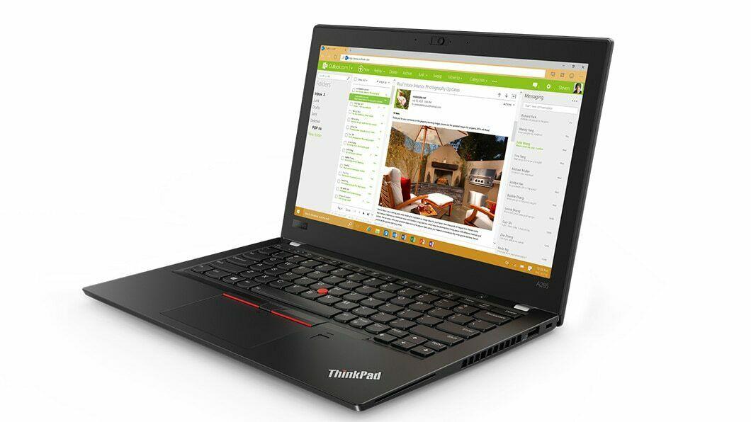 Lenovo ThinkPad A285