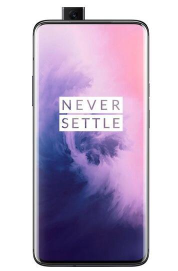 OnePlus 7 Pro 8GB+256GB 6,7 Zoll, 48 MP Schwarz + Blau