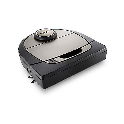 Neato Robotics D7 Connected D701 - Premium Saugroboter mit Ladestation, Tierhaare, Wlan & App