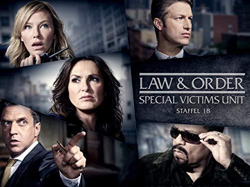 Law & Order: Special Victims Unit je Saffel 1 bis 20 in HD 4,86€ für Amazon Prime Kunden reduziert.