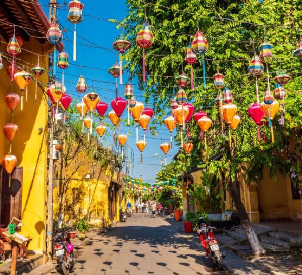 Hoi An / Vietnam: Zimmer mit 4 Betten im Tipi Hostel für 0€ pro Nacht (Dez-Jan)