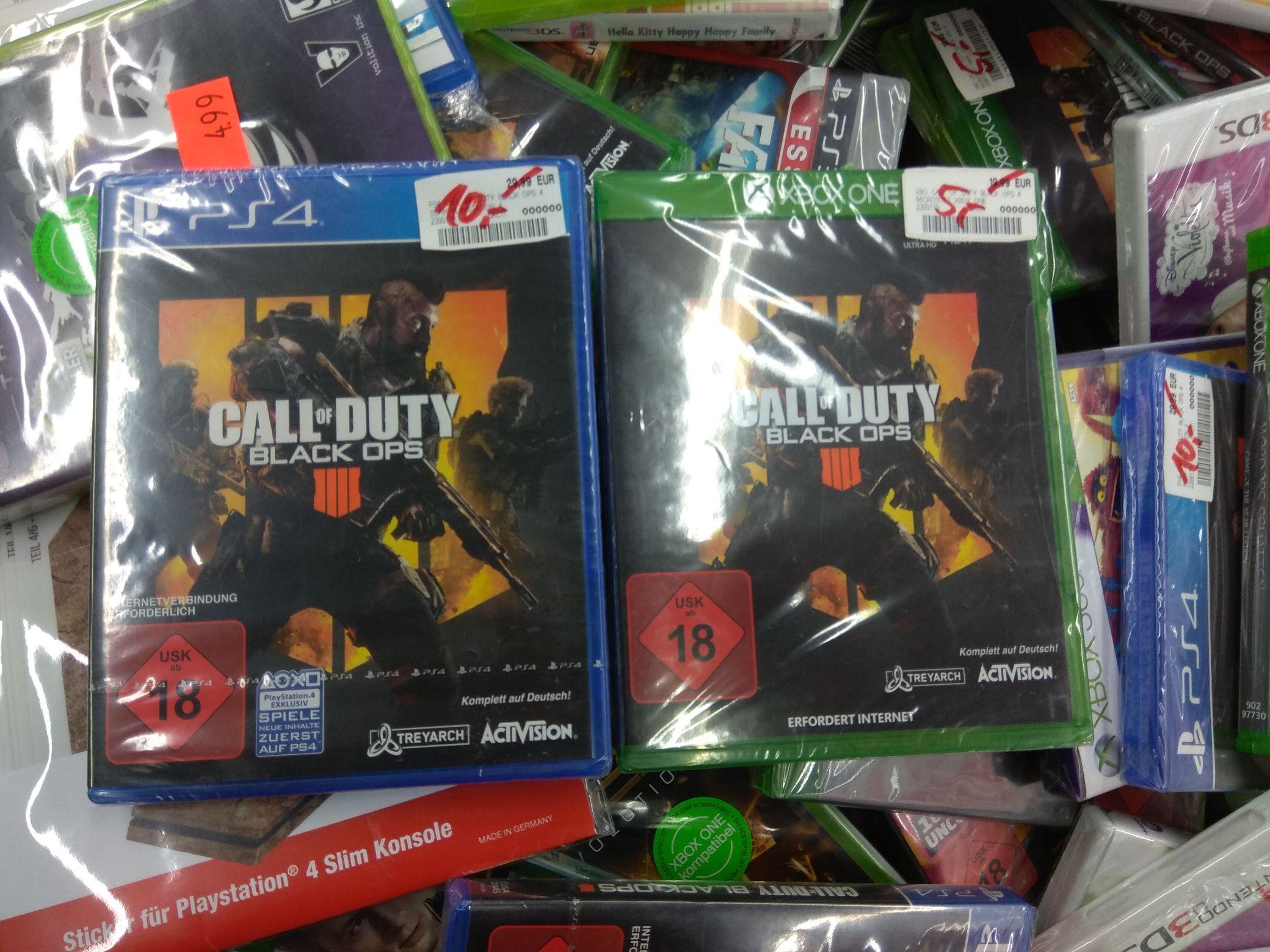 Call of Duty, Black Ops 4 (Lokal Essen)