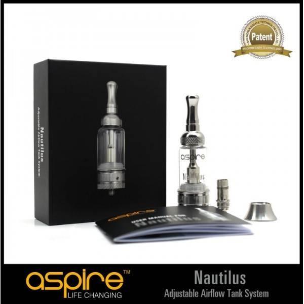 Einsteigerverdampfer: Aspire Nautilus Verdampferset