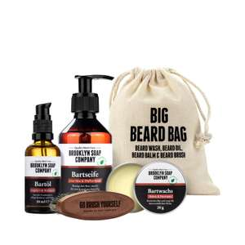 15% Rabatt auf Brooklyn Soap Company Produkte bei Heldenlounge.de