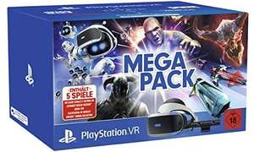 (Amazon WHD) PlayStation Virtual Reality Mega Pack - Edition 1 VR Gebraucht - Sehr gut