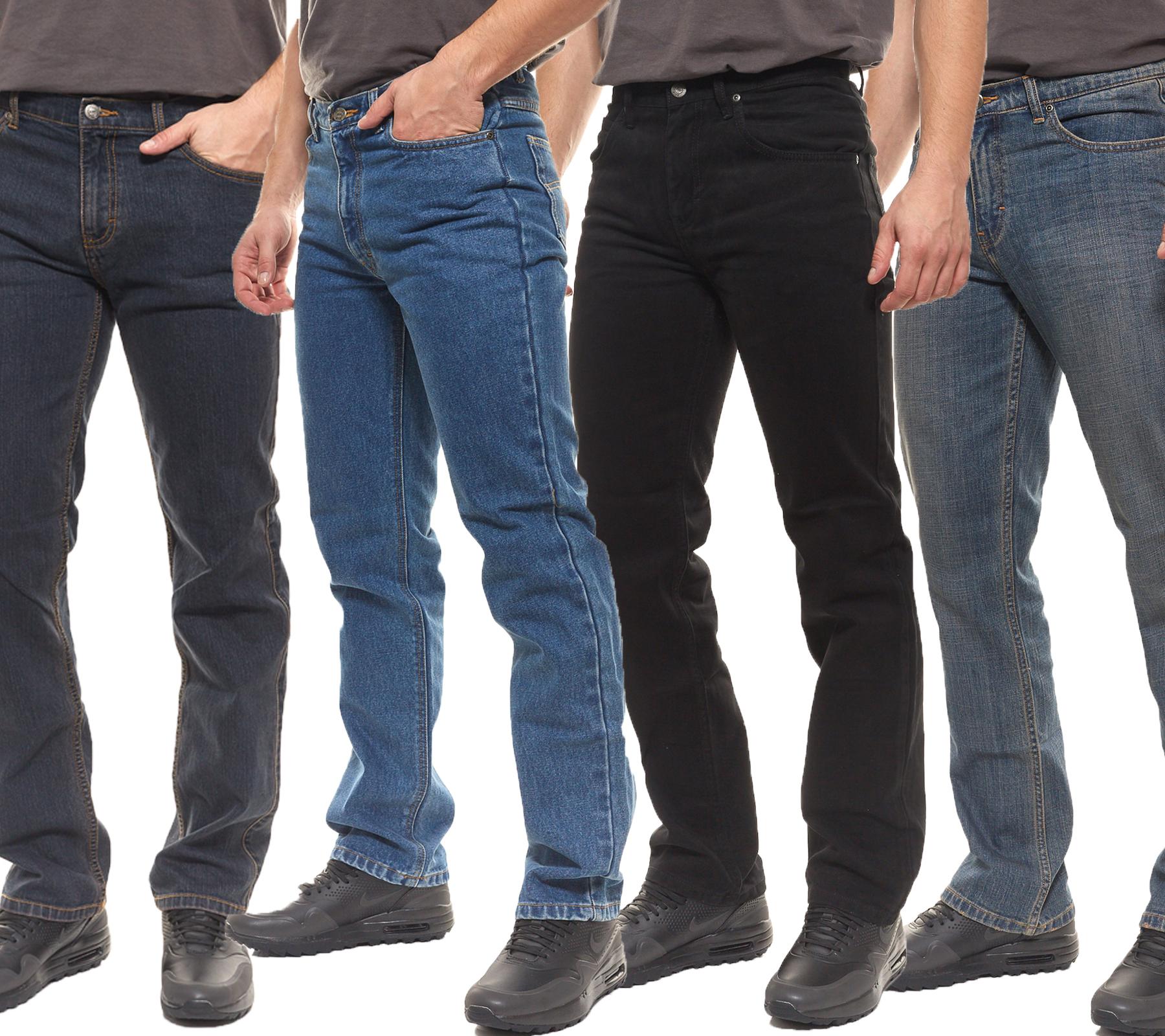 Fifty Five modische Herren-Jeans Hose Comfort Fit Regular Fit.