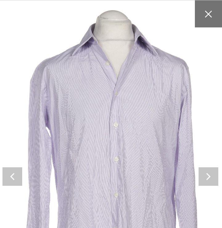 Second-Hand Prada Hemd für 27.46€ Rabattcode: 20UP - Neukunde