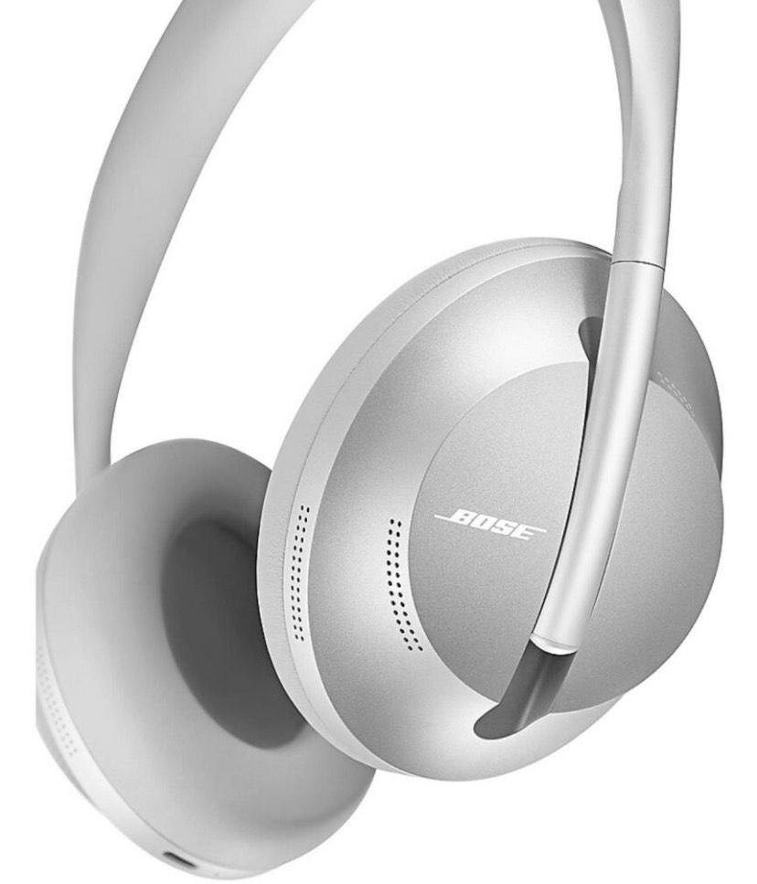 (Ebay)BOSE Noise Cancelling Headphones 700 silber