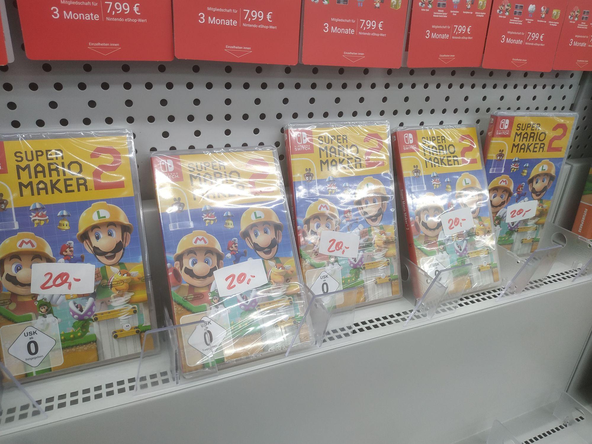 Super Mario Maker 2 - Media Markt Emden