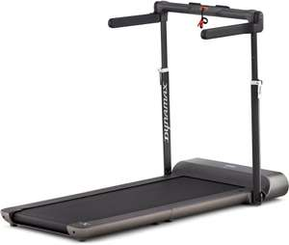 "Dynamax Laufband ""Dynamax RunningPad"" weniger als 0,5 qm Platzbedarf durch faltbares Laufdeck | Büro-Laufband"