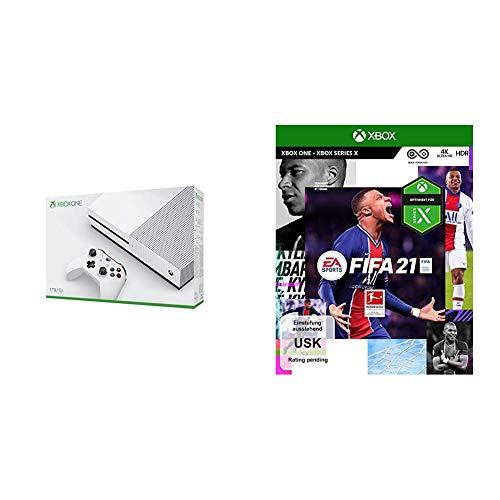 Xbox One S mit Fifa21