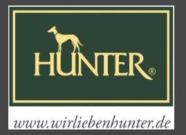 Hunter - 20 % auf das komplette Sortiment - Welthundetag