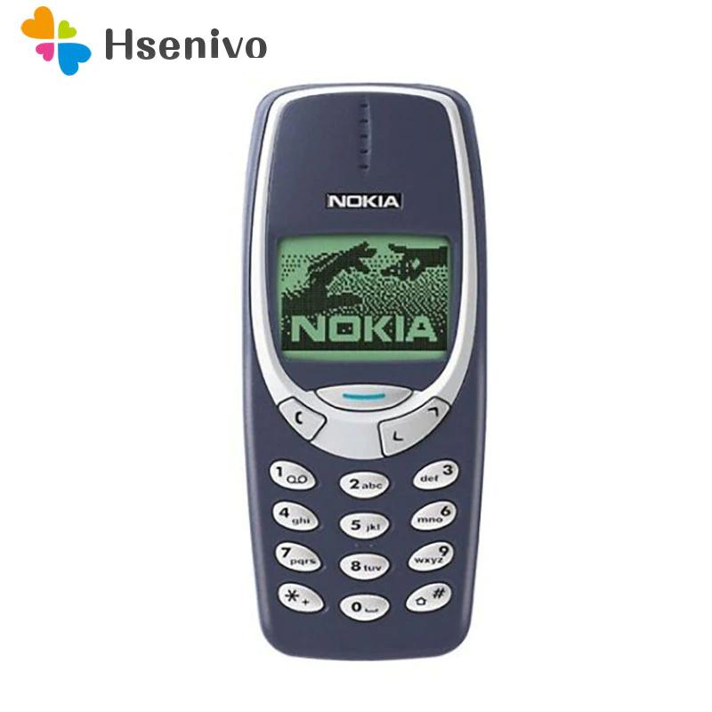Nokia 3310 GSM 900/1800 Unlocked (Refurbished) für 15,91€ inkl. Versand bei Aliexpress