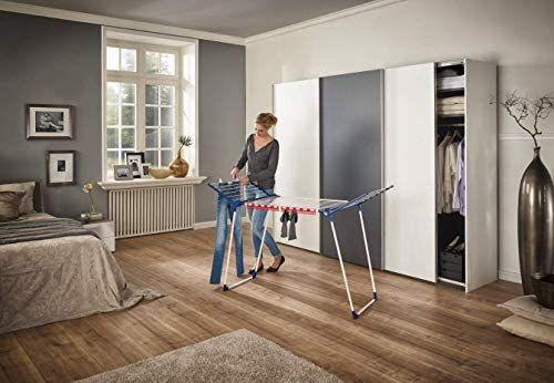 Leifheit Standtrockner Pegasus 180 Solid, Wäscheständer, offline 19,48€, online 24,30€, Netto